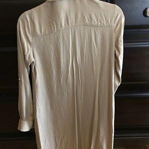 Michael Kors Dresses - Michael Kors Taupe Tunic/Dress